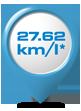 27.62 km/l, fuel efficient celerio diesel car
