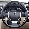 Steering mounted audio controls with bluetooth