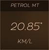 petrol at