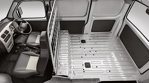 Eeco Ample Cargo Space