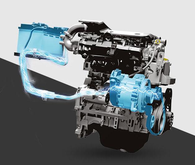 ertiga car engine