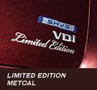 Suzuki limited edition metcal