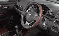 Suzuki Ertiga LE Dual Tone Steering Cover