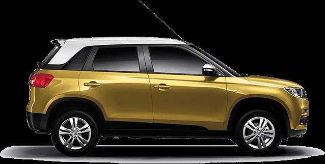 Vitara Brezza The All New Compact Suv From Maruti Suzuki