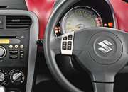 Maruti Ritz Interior Picture  - Steering mounted audio control