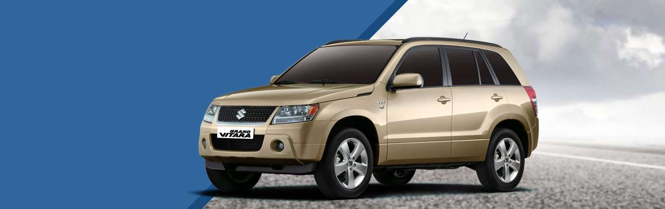 All brand new Maruti Suzuki Grand Vitara with more style and benefits