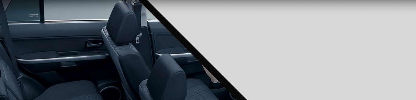 Maruti Suzuki Grand Vitara SUV Interiors