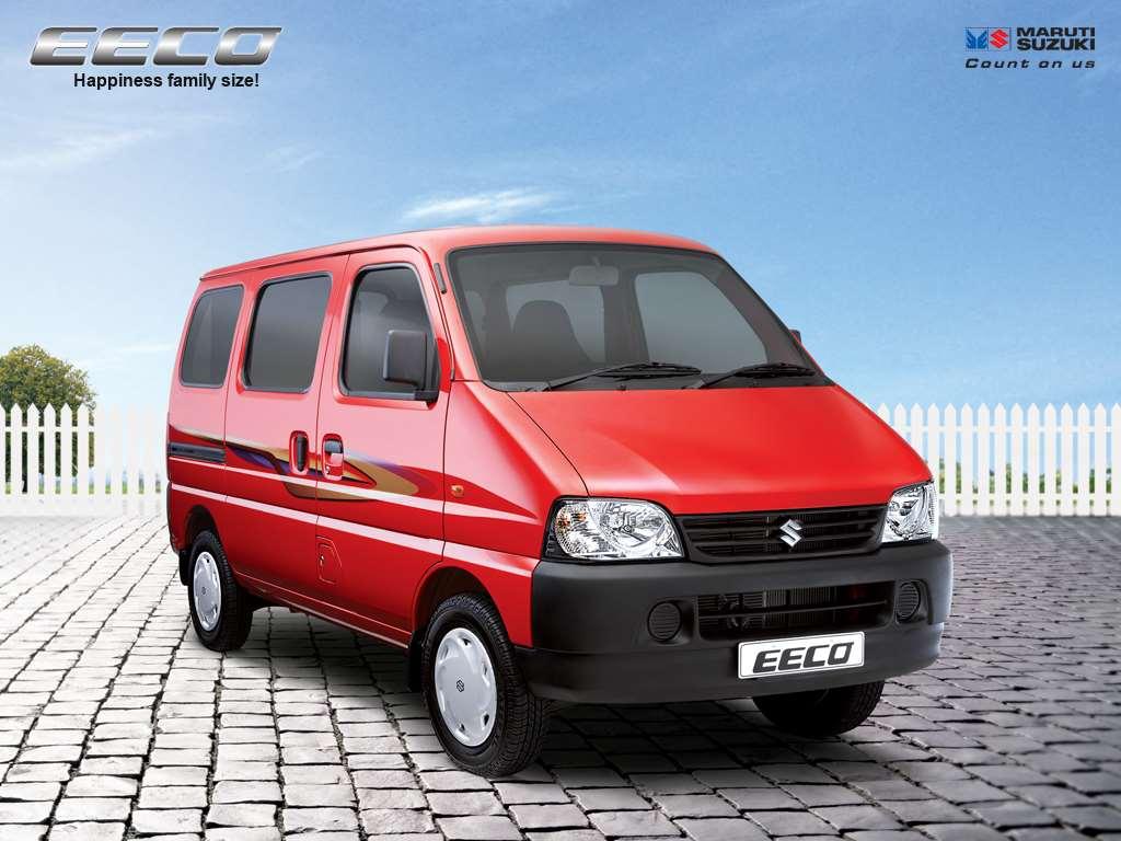 Eeco Commercial Vans In India Best Multi Utility Vehicle
