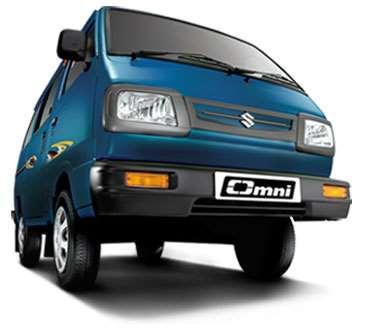 Maruti Omni 5 Seater Car