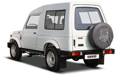 Maruti Gypsy Features