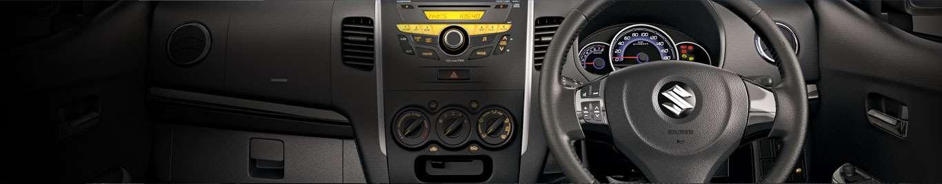 Maruti Suzuki Stingray LXi, VXi Features