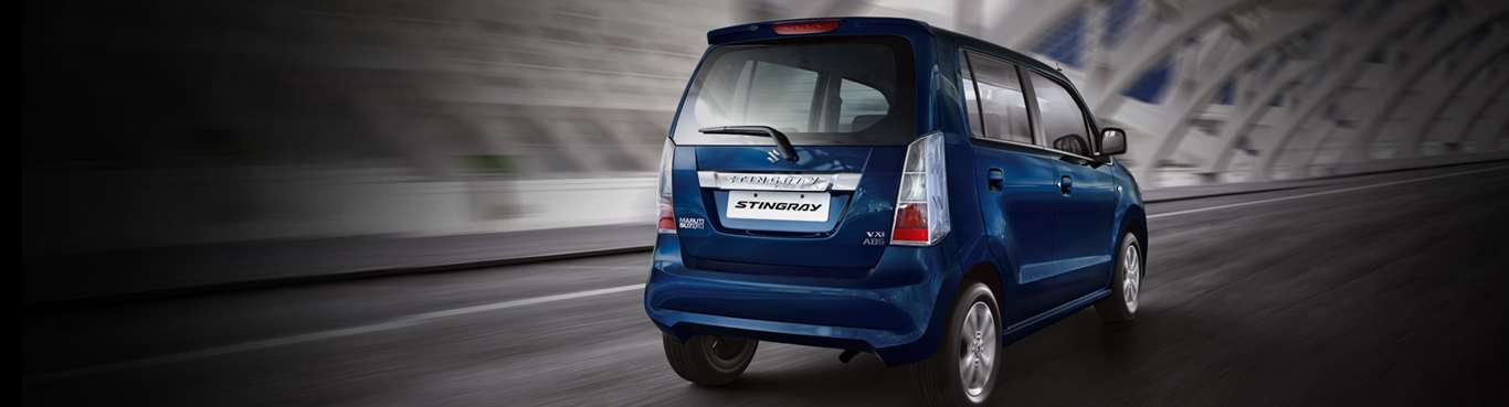 Check safety features in Maruti Stingray