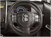 Stingray Interior Pics - Tilt Adjustable Steering