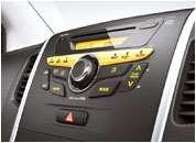 Stingray Interior Pics - Audio System with USB & AUX