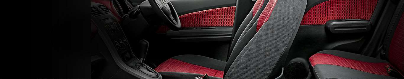 Maruti Ritz Interiors