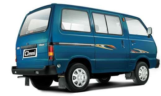 Maruti Suzuki Omni Van