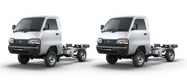 Super Carry Mini Pickup Truck Commercial Vehicle Maruti Suzuki