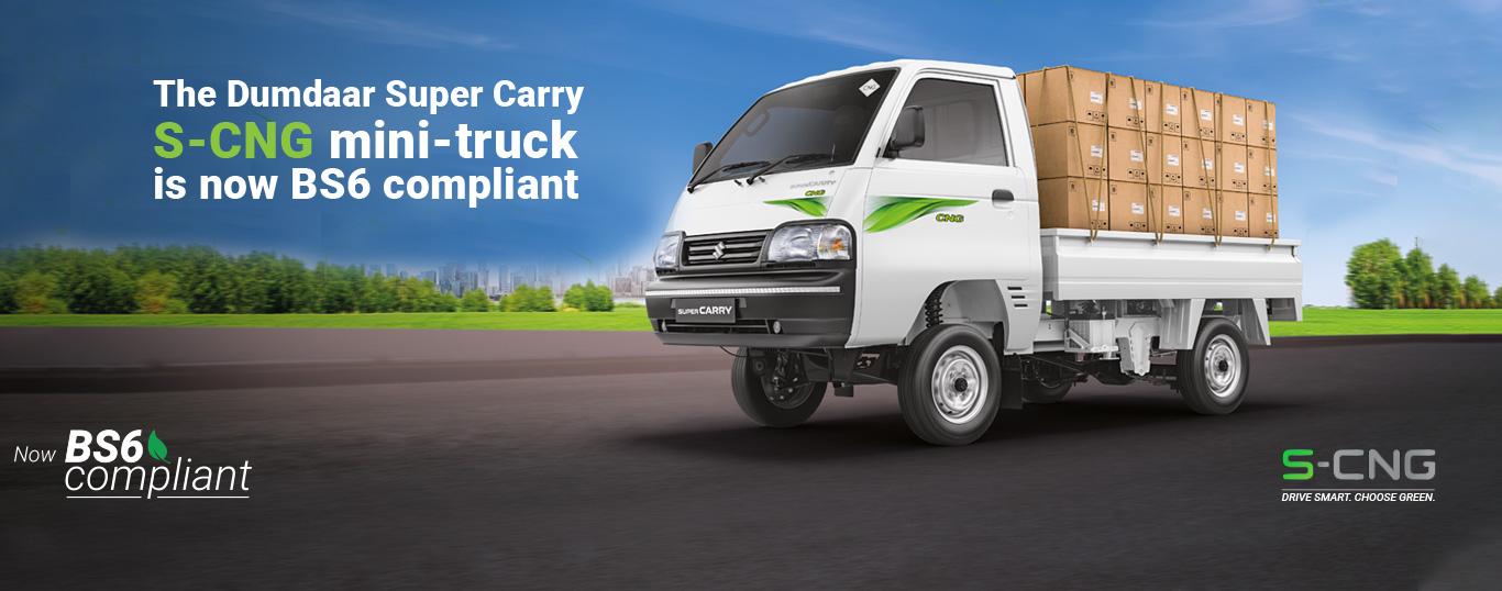 Maruti Suzuki Mini Truck