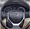 Bluetooth control on steering