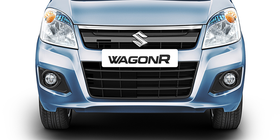 New WagonR Design – Chrome Accentuated New Grilles Grille