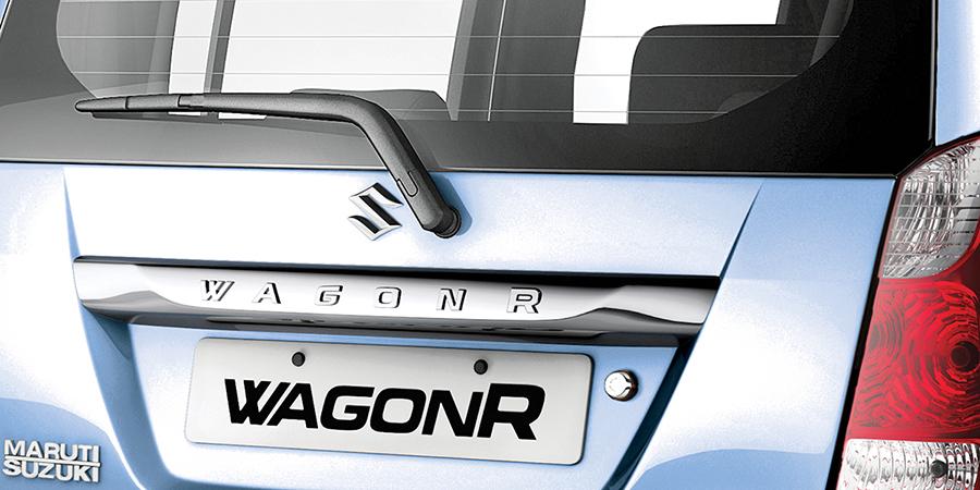 Rear Wiper, Washer & Defogger