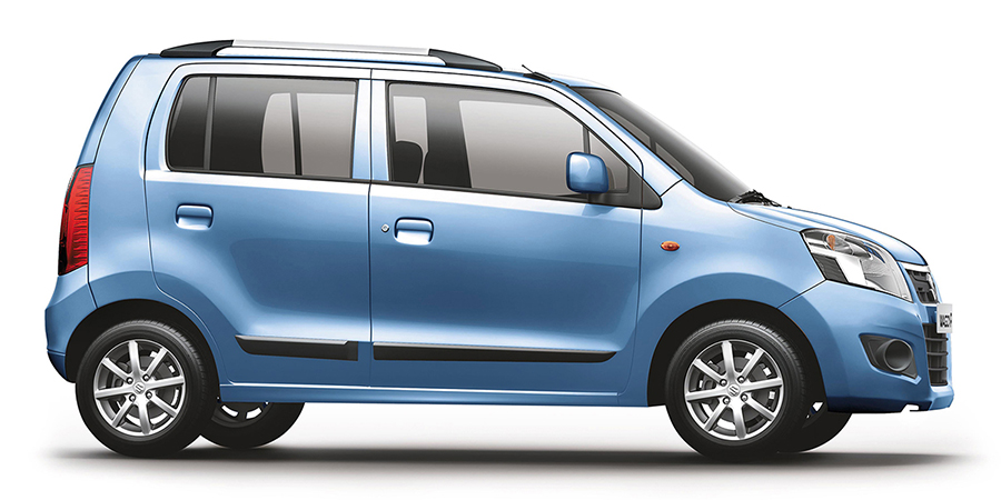 New Maruti Suzuki WagonR with increased fuel mileage efficiency  WagonR – The Best Family Hatchback