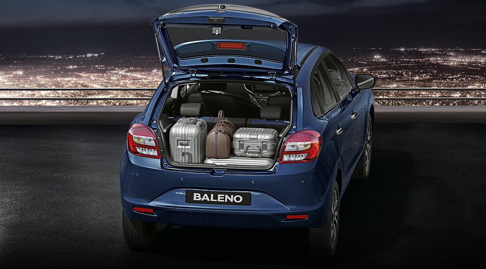 New Baleno with Automatic AC