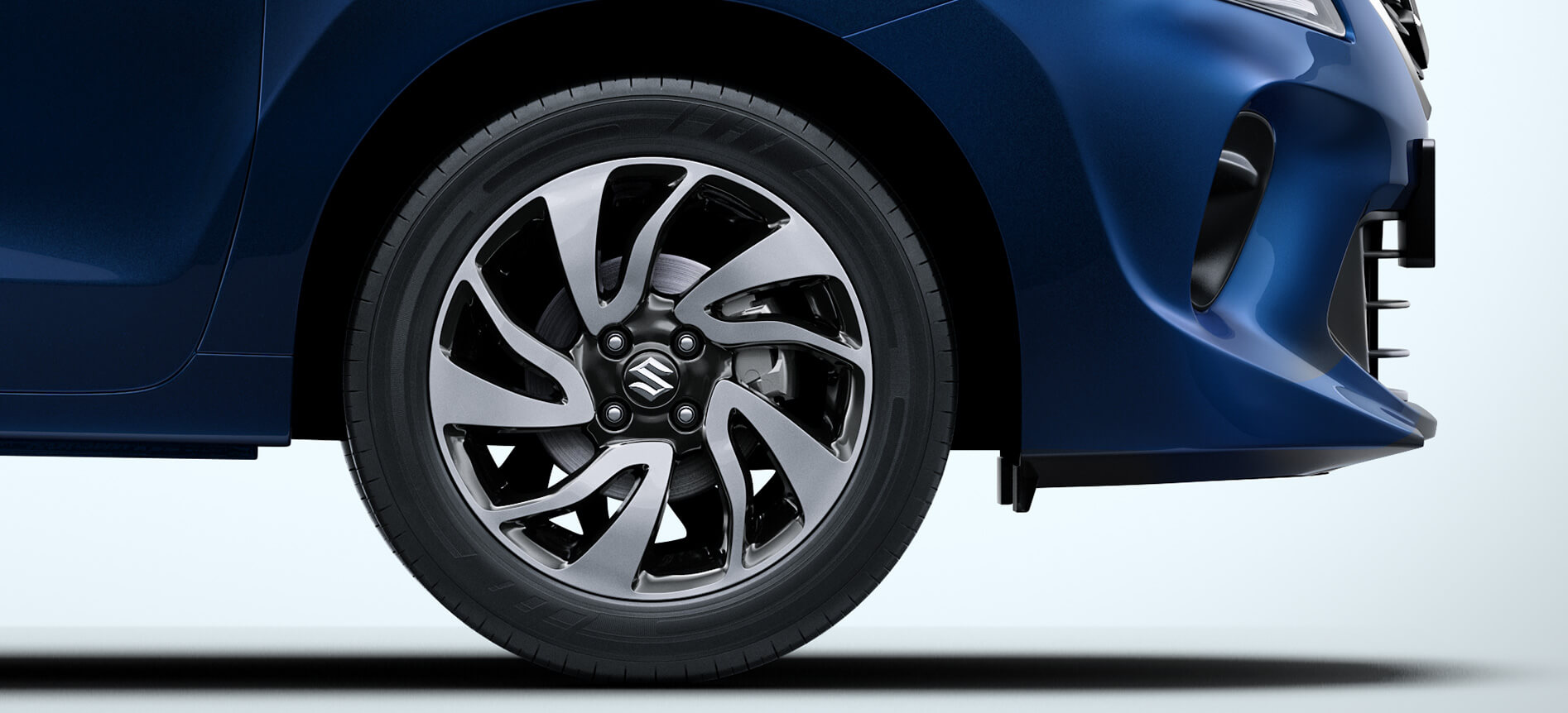 New Baleno - Alloy Wheel