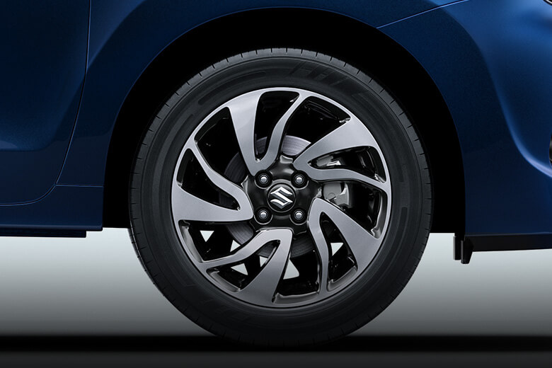 New Baleno Alloy Wheel - Mobile
