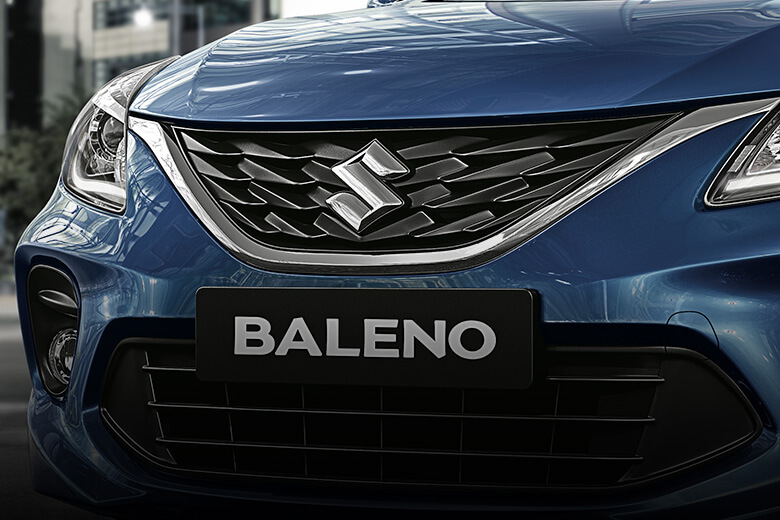 New Baleno Front Grill - Mobile