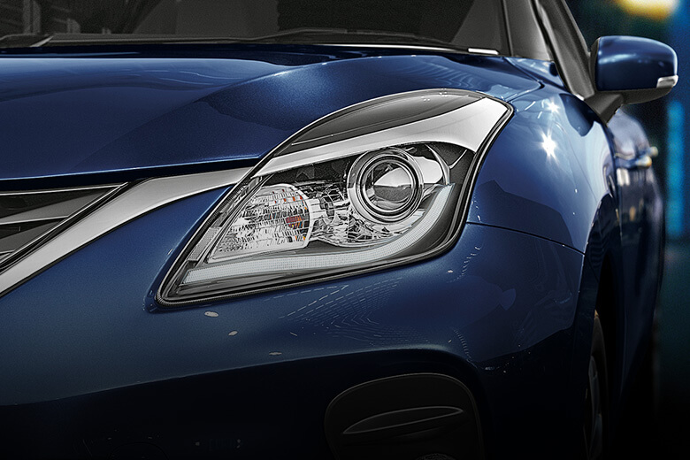 New Baleno Head Light - Mobile