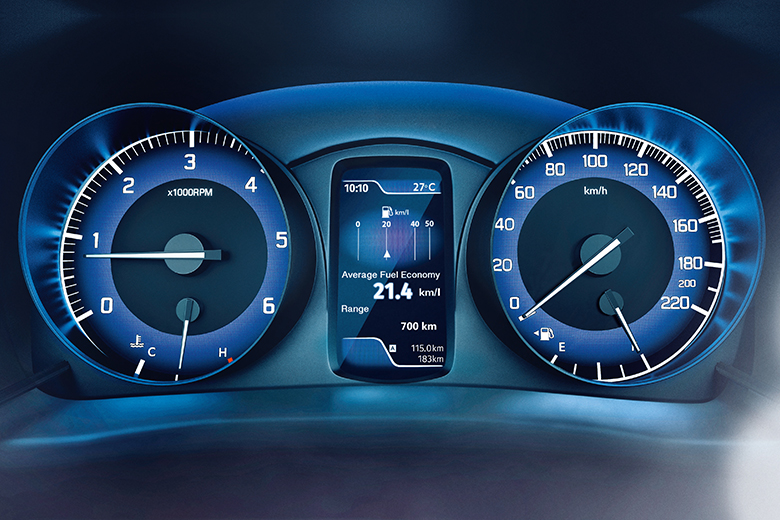 New Baleno - TFT Multi-Information Display