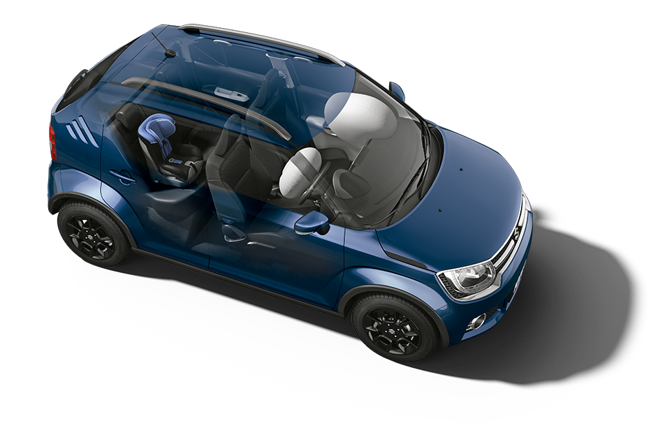 New Ignis with Advance Safety Features
