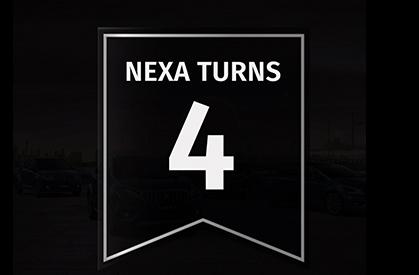 4 YEARS OF NEXA