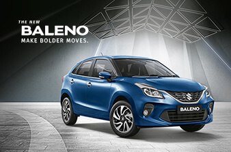 THE NEW BALENO – MAKE BOLDER MOVES