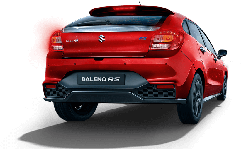 Baleno RS Brochure