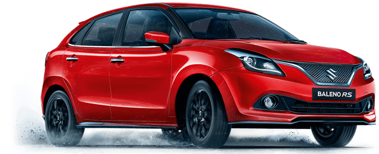 Baleno RS Car E-book