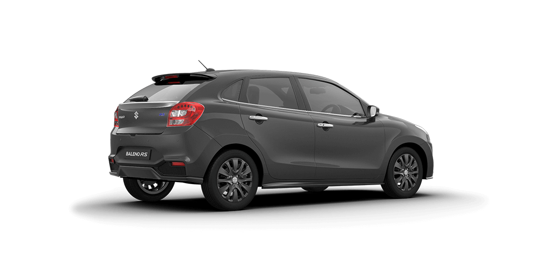 All New Baleno Rs Maruti Suzuki Baleno Rs Launched