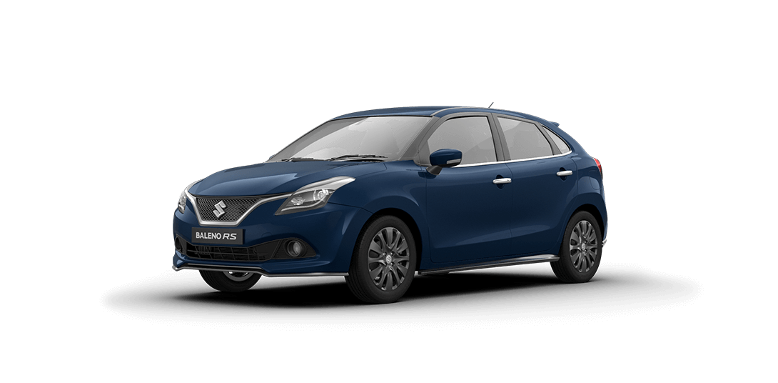Baleno Ray Blue car views
