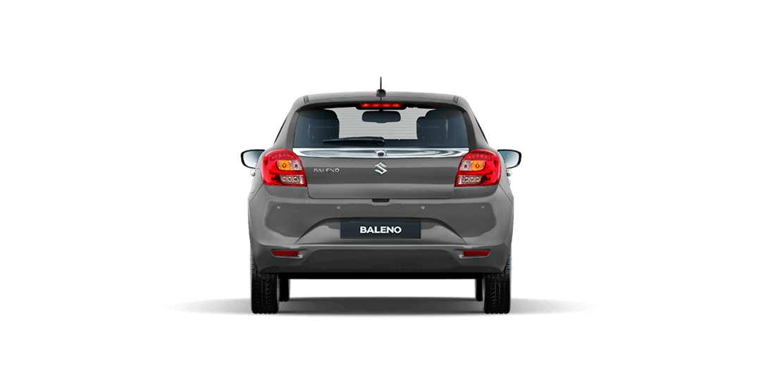 Baleno Gray car views