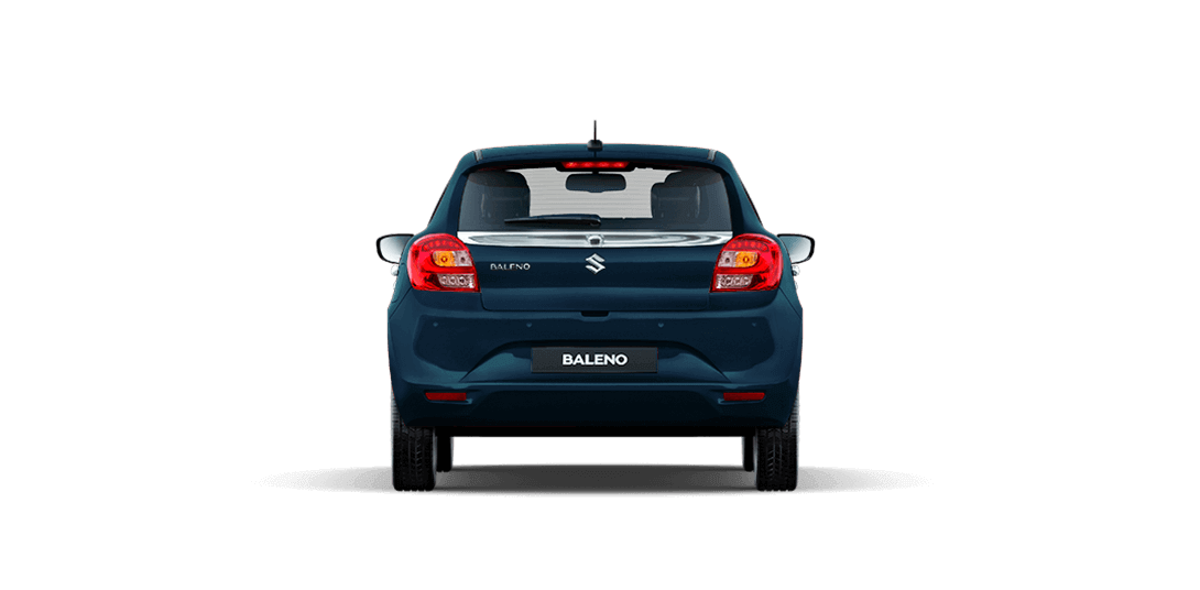 Baleno RayBlue car side views