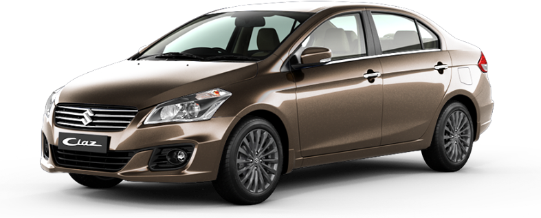 Ciaz Car in Brown