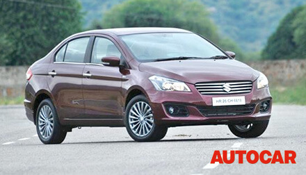 Maruti Ciaz Test Drive Review