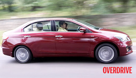 Maruti Ciaz Over Drive Review