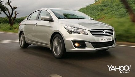 Maruti Ciaz Yahoo News Review