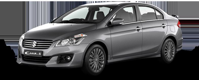 Ciaz-S Car in Silver