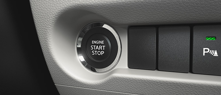 Ignis Engine Start Stop Button