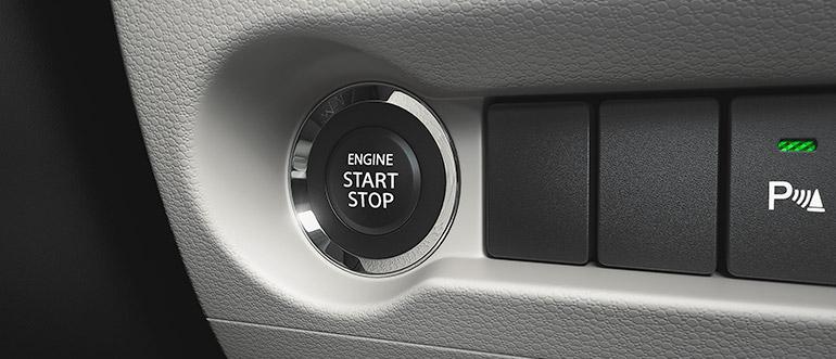Ignis Engine Start Stop Button