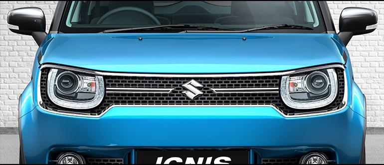 Ignis Car Exterior Features