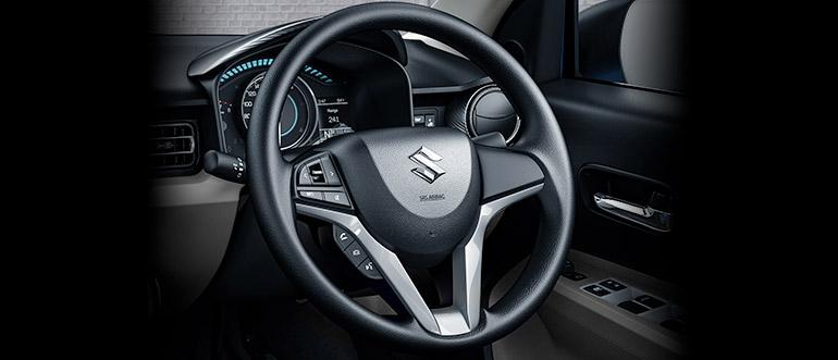 Ignis Steering Wheel